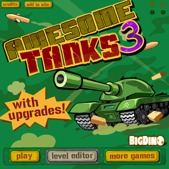 awesome tanks 3